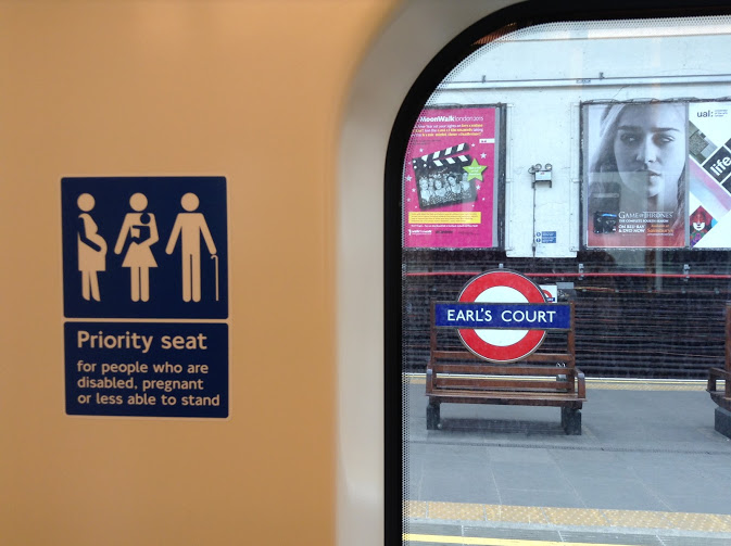 priority seat a londra