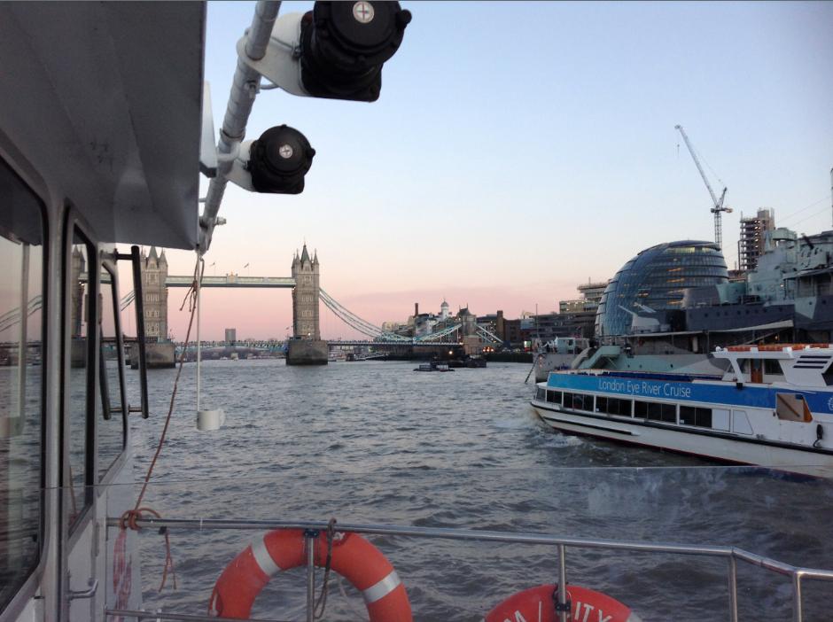 london eye river cruise