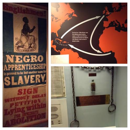 il porto di londra come mercato degli schiavi