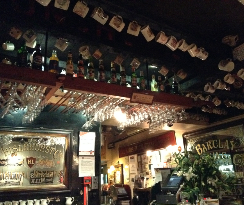 troubador cafe