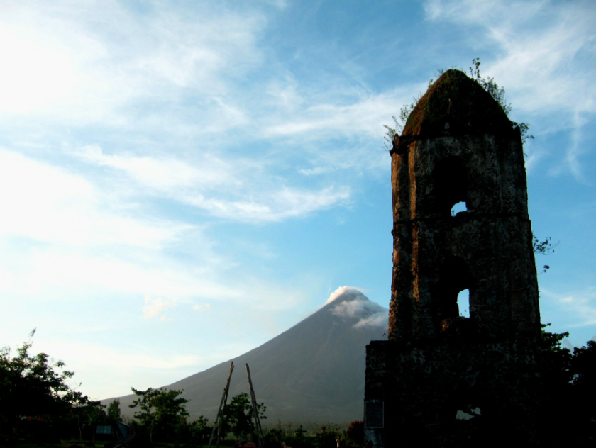 campanile di Cagsawa