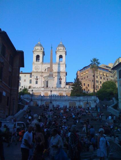 Ogni scusa buona per tornare a roma io amo i viaggi for Vacanze a novembre in italia