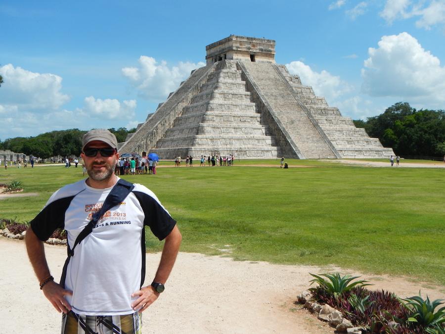 Cichen Itza Mexico
