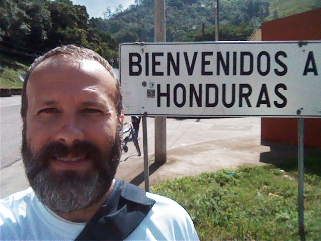 Confine Honduras