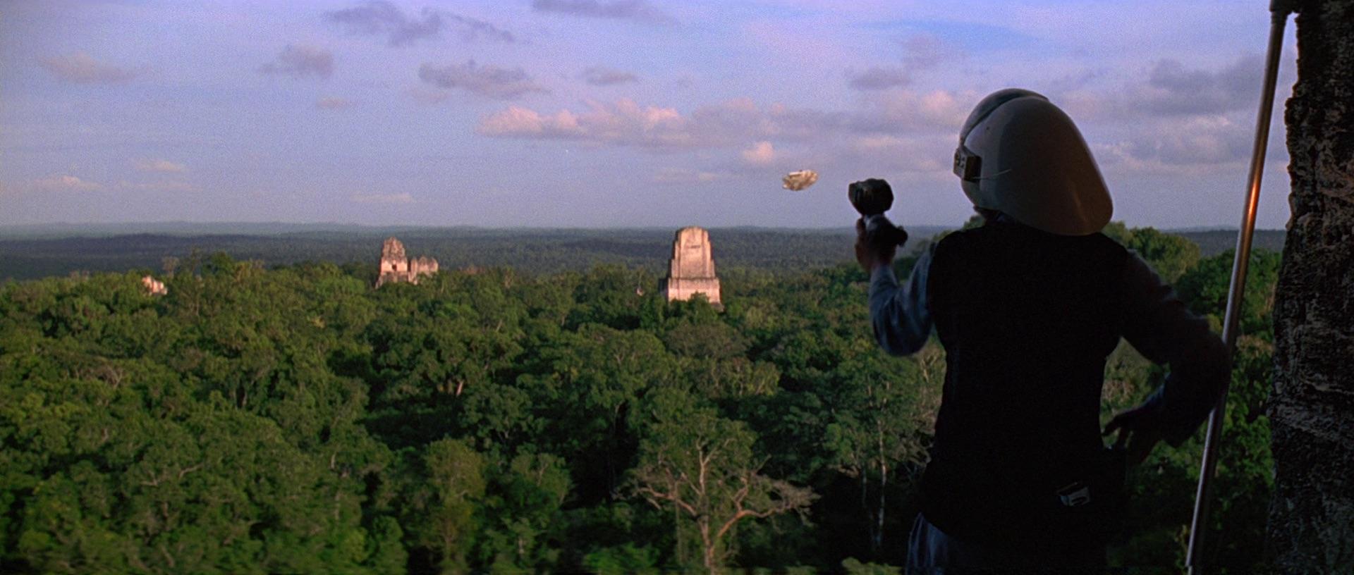 Tikal ritorno dello jedi