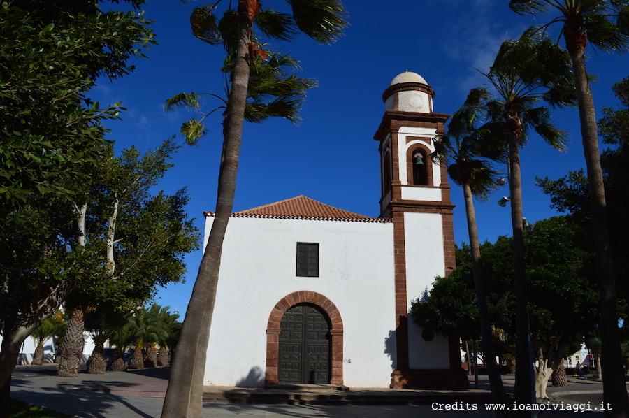chiesa di antigua