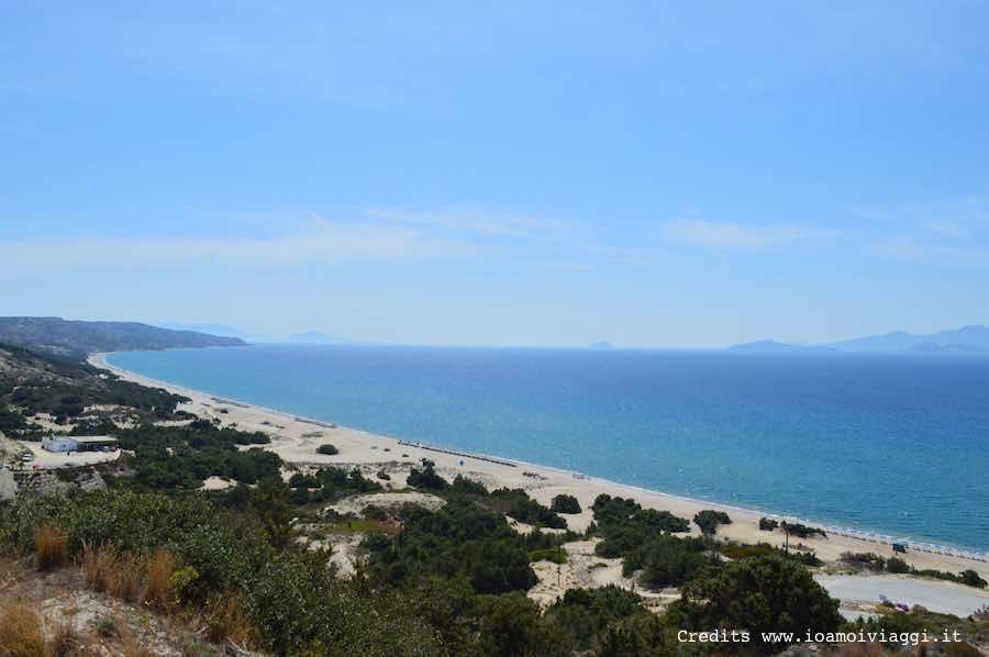 paradise beach 10 km