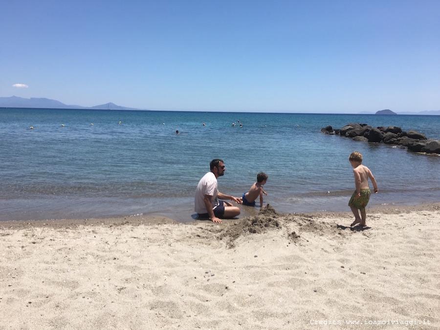 spiaggia greca