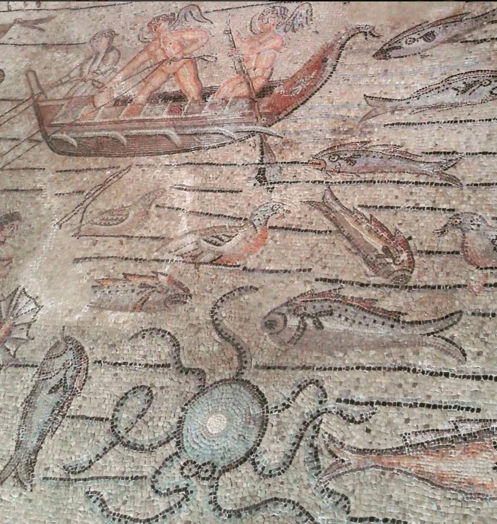 mosaico aquileia