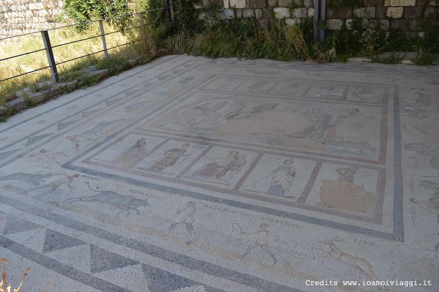 mosaici kos