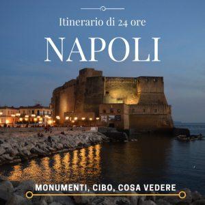 24 ore a Napoli