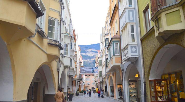 Io amo i viaggi diari di viaggio di una travel e food for Bressanone capodanno