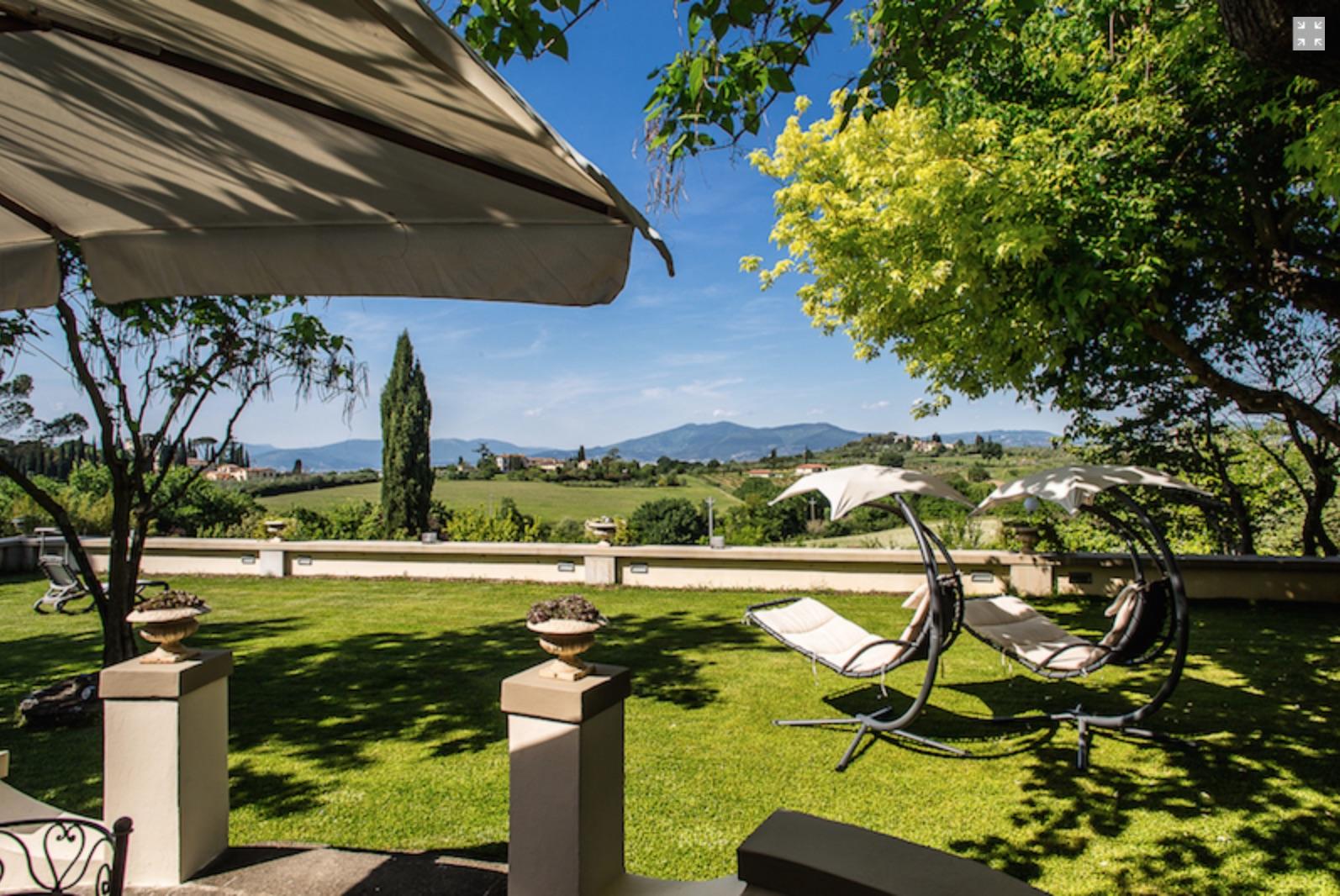 luxury bb con giardino