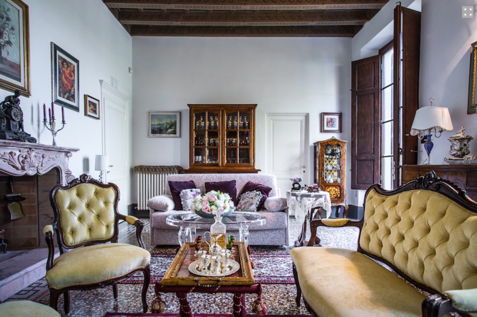 boutique bed and breakfast firenze