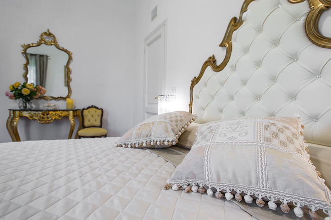 luxury bed and breakfast in toscana