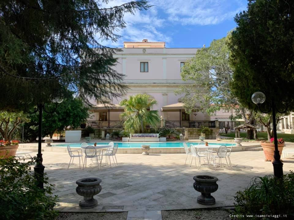 hotel parco delle fontane siracusa