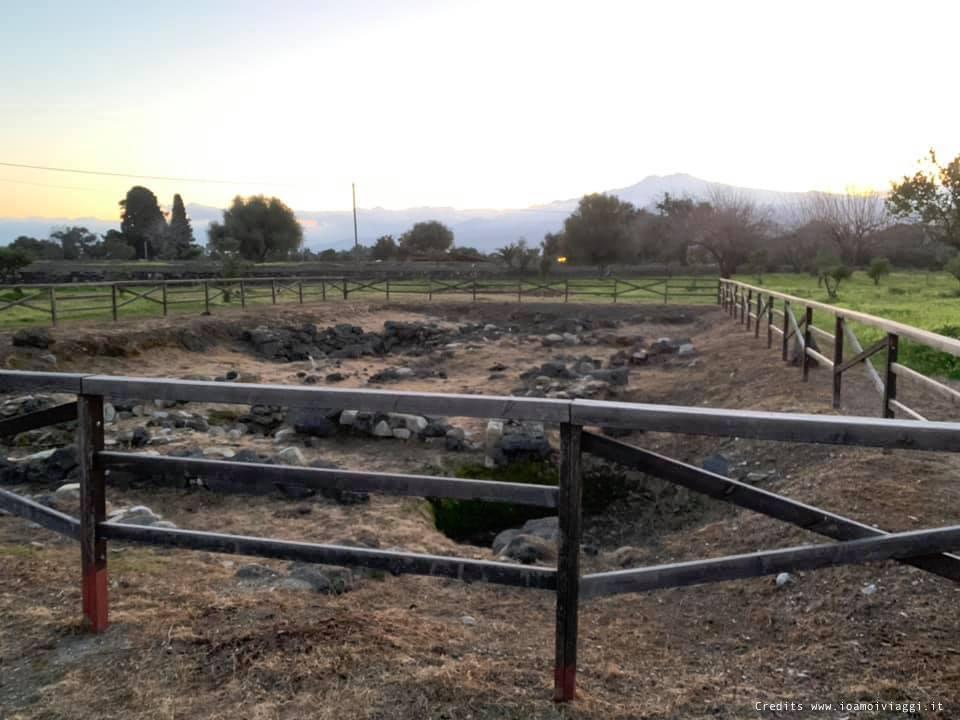 scavi archeologici naxos