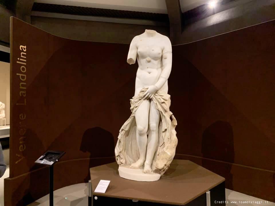 venere Landolina museo archeologico siracusa