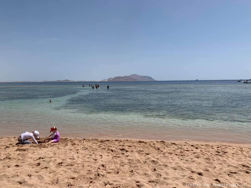 è sicuro andare sul mar rosso con dei bambini?