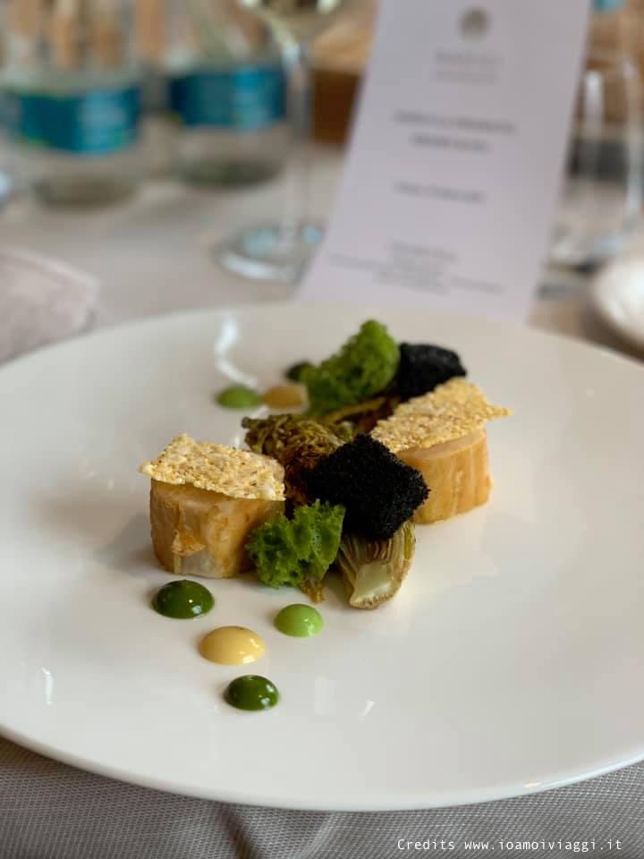 chef michele esposito borgo la chiaracia resort ristorante radici
