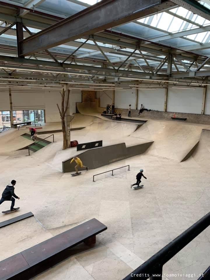 centro skate board olanda