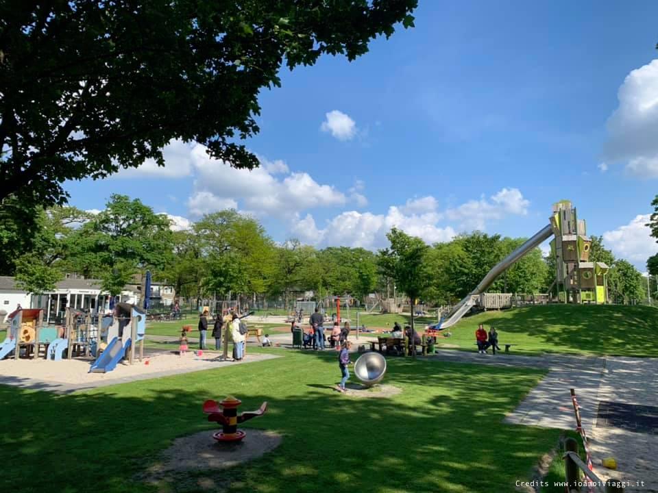 parchi per bambini eindhoven