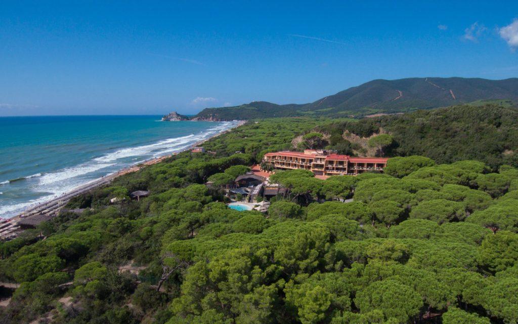 roccamare resort maremma