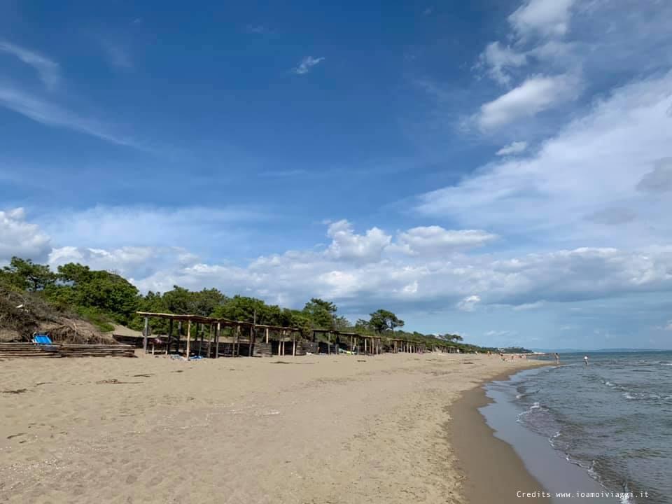 spiaggia di roccamare