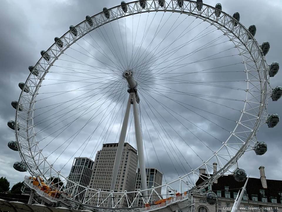 ruota panoramica london eye