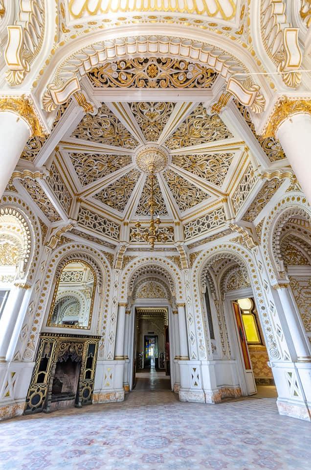 Il Castello di Sammezzano in Toscana: una reggia incantata che ricorda