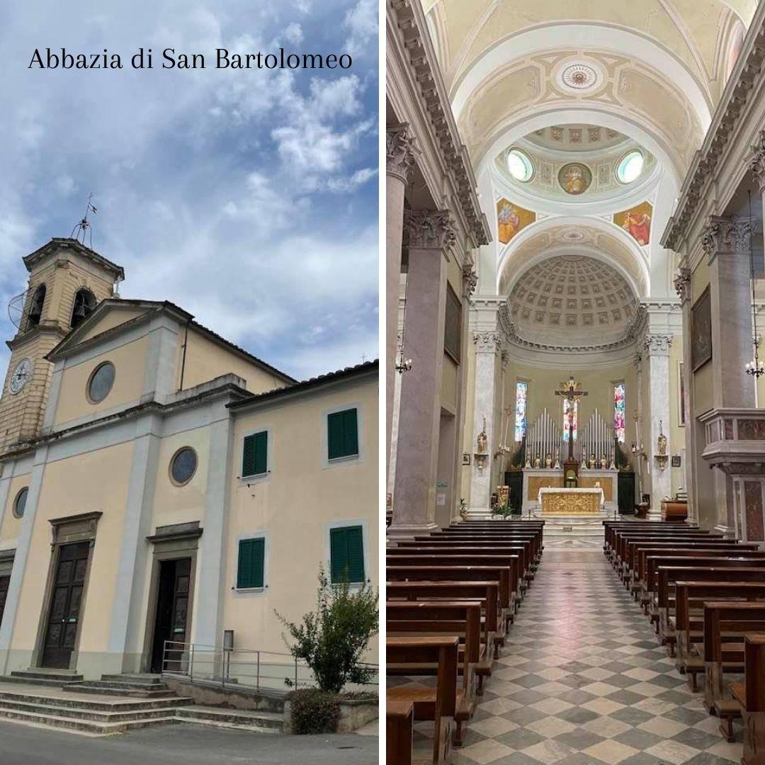 abbazia san bartolomeo
