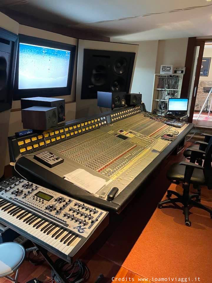 mixer registrazione
