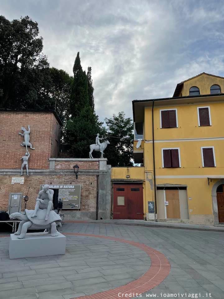 statue naturaliter santo pietro belvedere