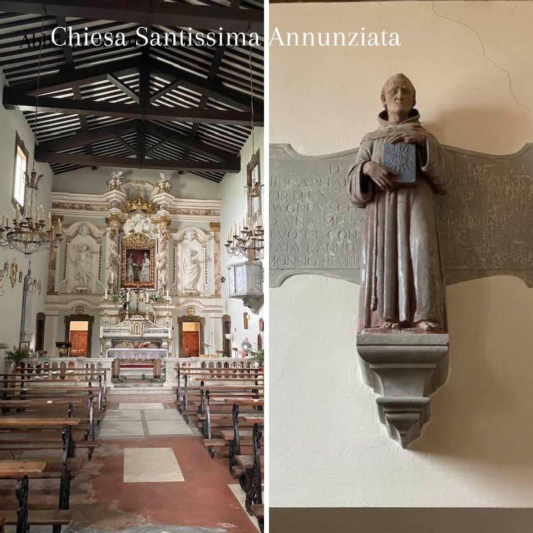 santuario santissima annunziata