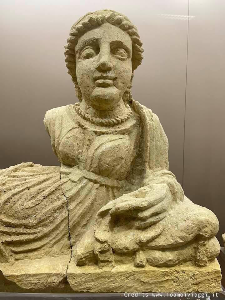 Museo Archeologico con resti etruschi